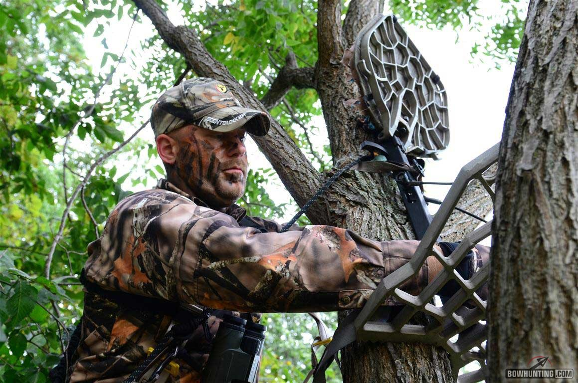 Treestand Placement Morning Vs Evening Stands
