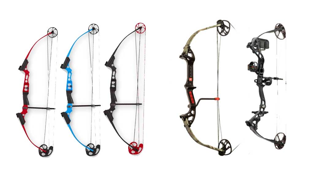 Product Features Ideal Youth bow set for introducing archery to children Teens (Youth/Junior).