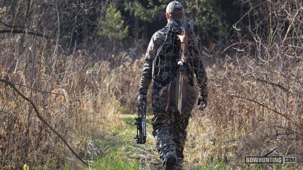 While legs are important, so is a strong upper body which will aid in carrying heavy loads, hanging treestands, and dragging deer.