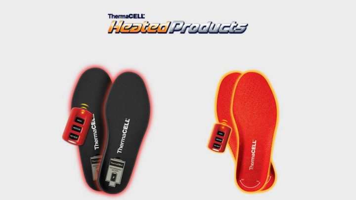 ThermaCELL Heated Insoles Featured Image