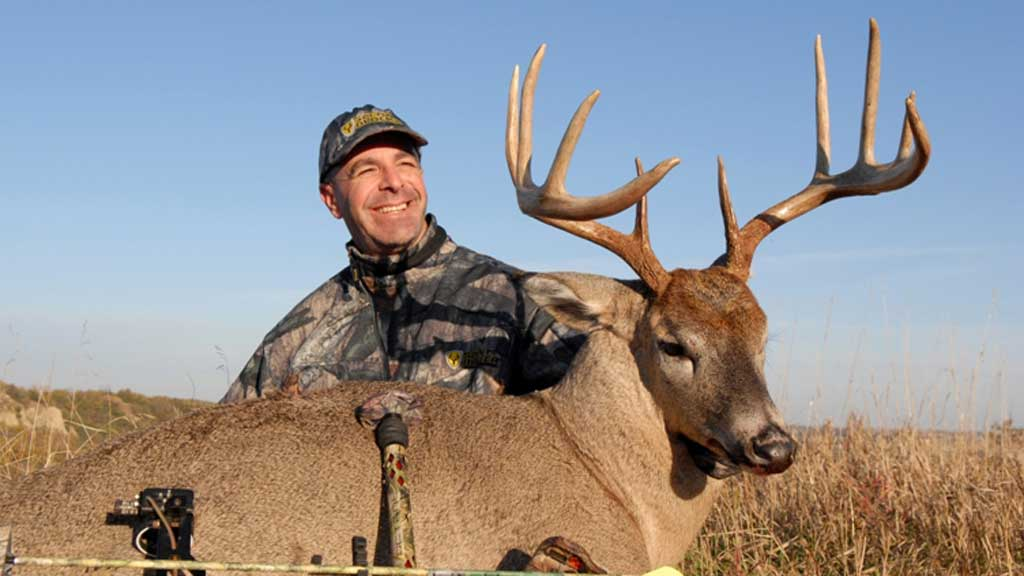 The author has taken some of his best bucks when taking advantage of post-rut hunting opportunities.