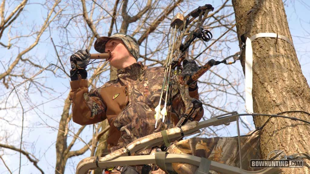 Calling still works in the late-season but you'll have to be on your A game. Deer have likely seen and heard it all by the time December rolls around.