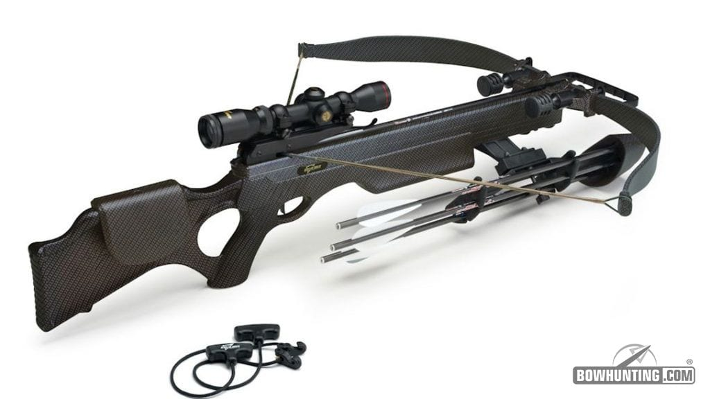 Typical Compound Crossbow