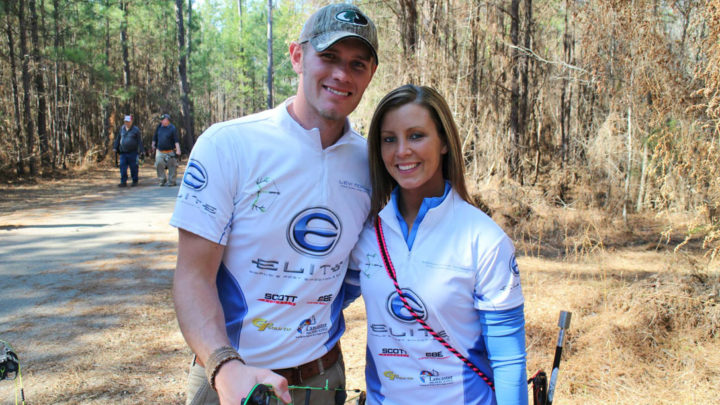 Levi and Samantha Morgan want to leave the archery industry better than they found it. They are doing that with the launch of the OPA.