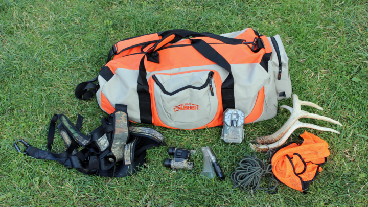 Scent Crusher Ozone Gear Bag Review