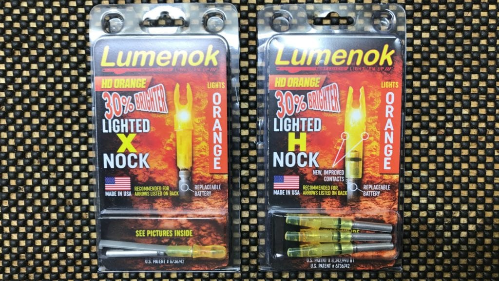 lumenok hd orange packaging