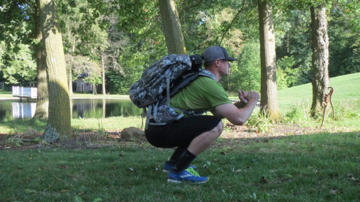 Best Exercises for Hunters Hauling Meat