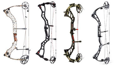 New Bows for 2012