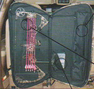 THP Back Seat Bow Case