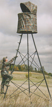 Big Game Treestands Cover All